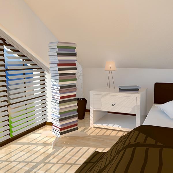 b cherregal freistehend m bel design idee f r sie. Black Bedroom Furniture Sets. Home Design Ideas