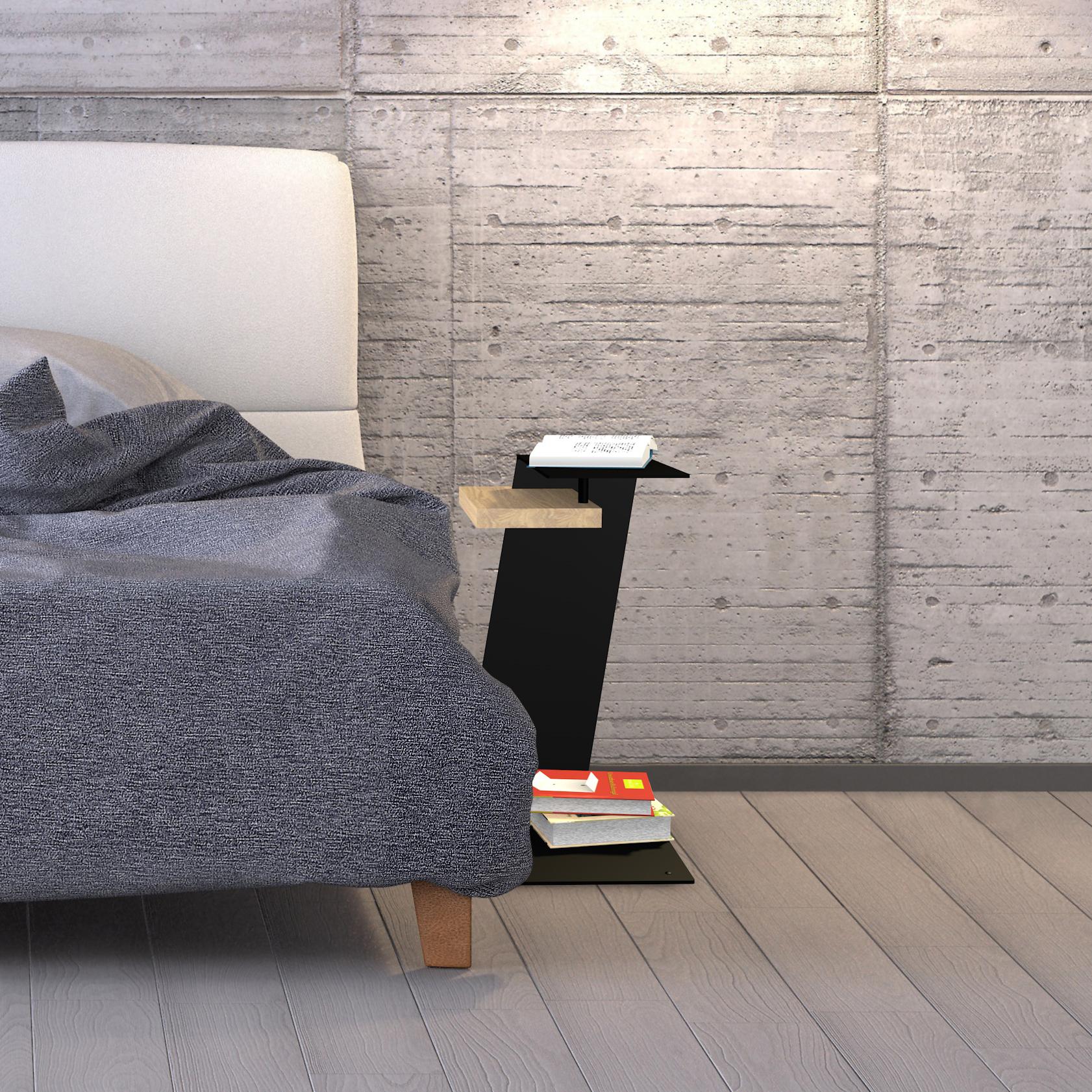 home3000 beistelltisch metalltisch design. Black Bedroom Furniture Sets. Home Design Ideas